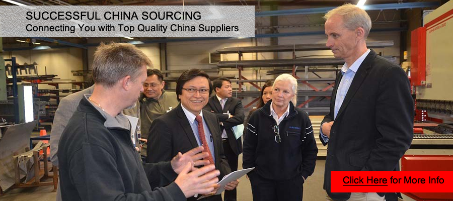 Sourcing Quality China Suppliers
